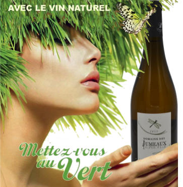 vin naturel-Vinibee