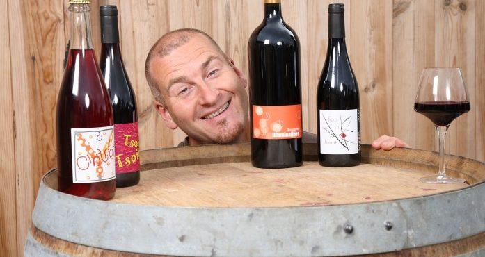 Vins naturels mode d'emploi-Laurent Herlin-Vinibee
