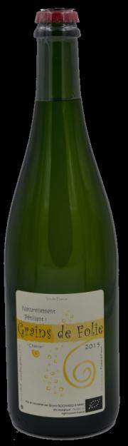 Grains de Folie-Domaine de Mirebeau-Bruno Rochard-ViniBee