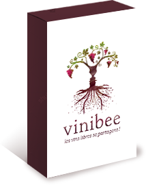 coffret vins naturels BeeBox-Vinibee