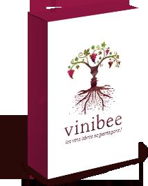 coffret vins naturels ViniBox-Vinibee