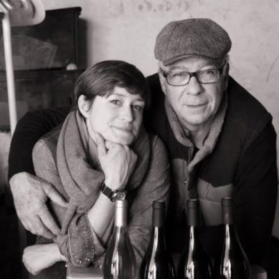 Laurence Escavi et Jean-Paul Cases-Domaine Le Clos des Calades-Vinibee
