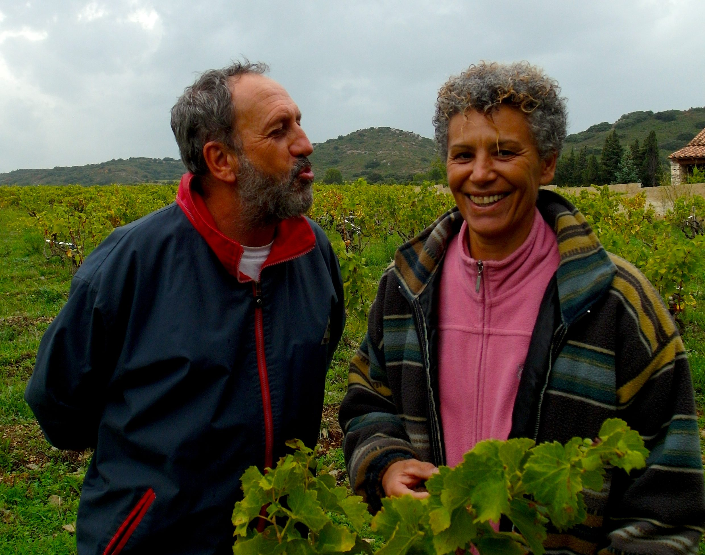 Christian & Nadia Charmasson-Domaine Balazu des Vaussières-Vinibee