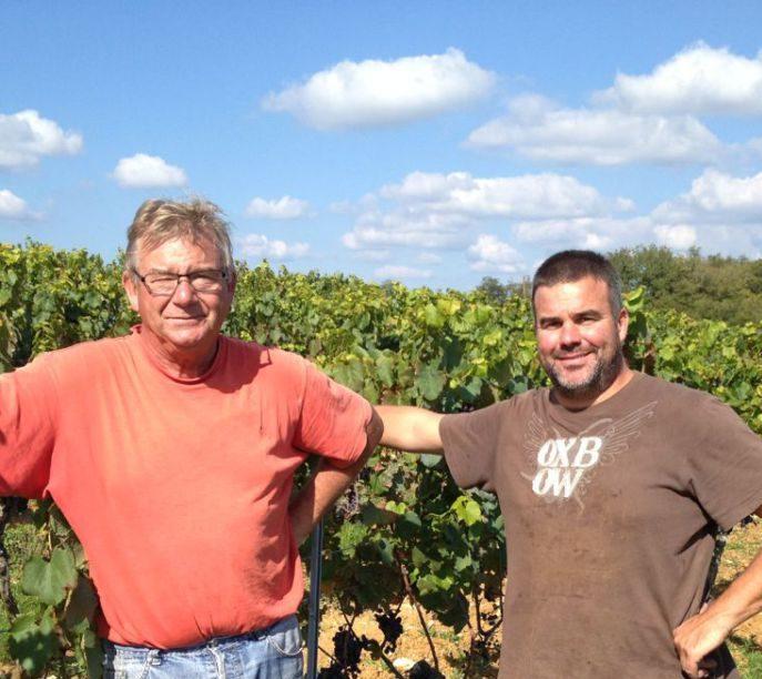 Julien Ilbert, vigneron au château Combel La Serre - Vinibee