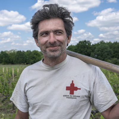 Grégory Leclerc - Domaine Chahut et Prodiges - Vinibee