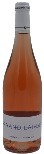 Grand Large rosé - Domaine de la Rose Saint Martin - Eric Sage