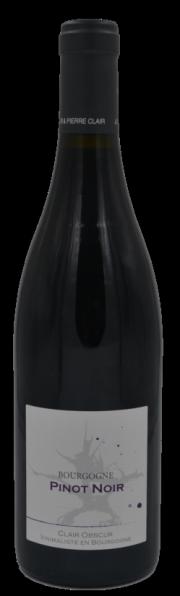 Bourgogne Pinot Noir 2015 - Domaine du Clair Obscur