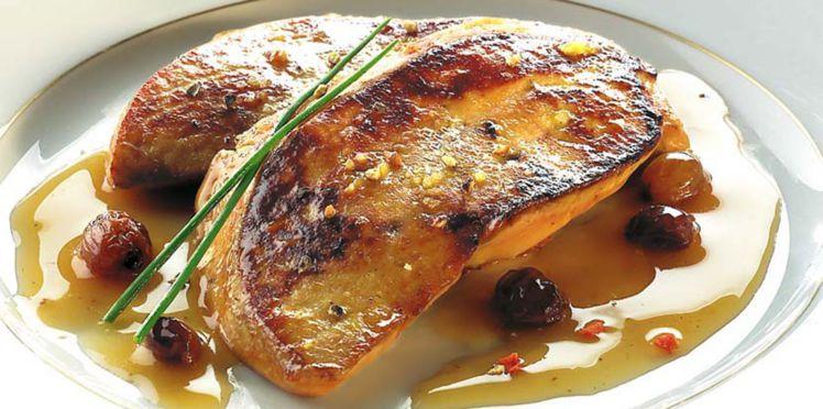 Accord vin foie gras poêlé - Vinibee