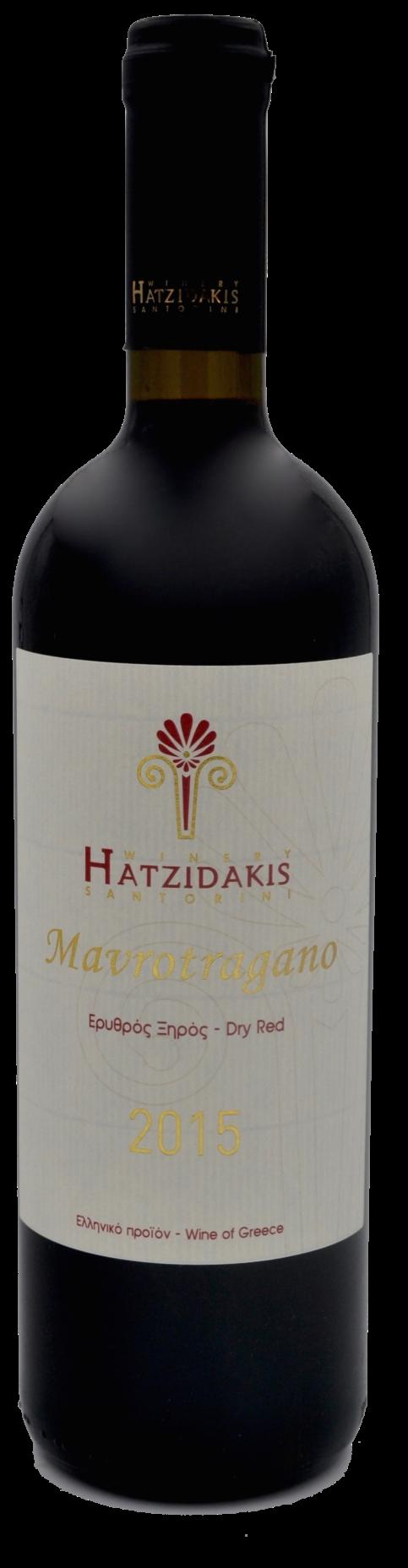 Domaine Hatzidakis - Mavrotragano - 2015