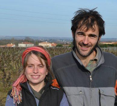 Domaine Complémen'Terre - Marion Pescheux et Manuel Landron - Vinibee