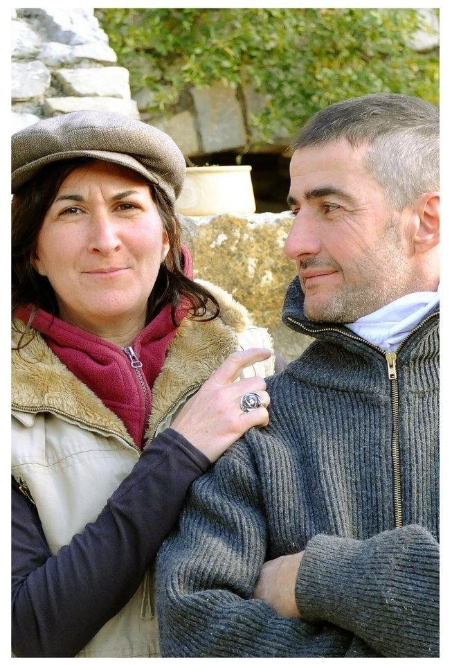 Domaine des Vigneaux - Ardèche - Hélène et Christophe Comte