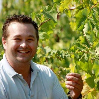 Apostolos Thymiopoulos - vigneron à Naoussa en Grèce