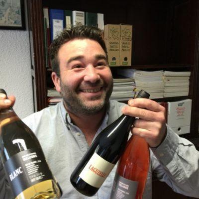 Benjamin Taillandier - vigneron - Minervois - Vinibee