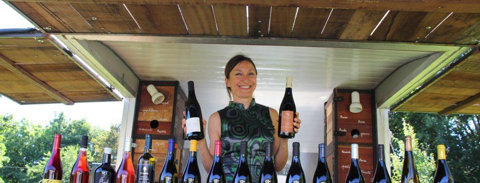 La CaraWine Vinibee - bar à vins naturels