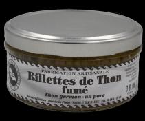 Saveurs Islaises - Rillettes de Thon Fumé - Vinibee