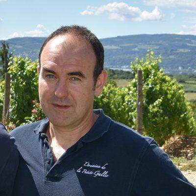 Clos de la Petite Gallée - vigneron Patrice Thollet