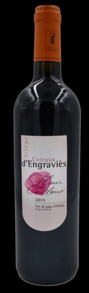 Fleur de cailloux - Coteaux d Engravies - Vinibee