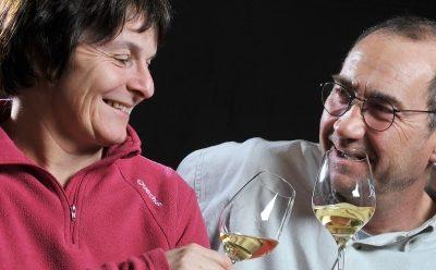 Gilles et Christelle Wicky - Jura - vin de voile - Vinibee