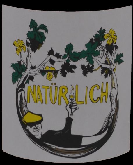 étiquette Naturlich - Domaine Landron Chartier