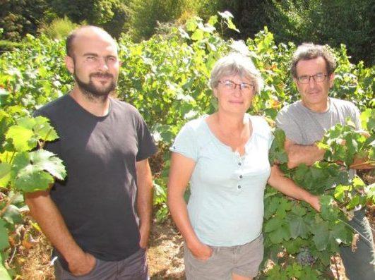 Famille Jardin - Domaine Les Maisons Rouges - Jasnières - Côteaux du Loir - Vinibee