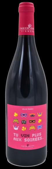 Tu Vin Plus Aux Soirées - Fabien Jouves - Vinibee