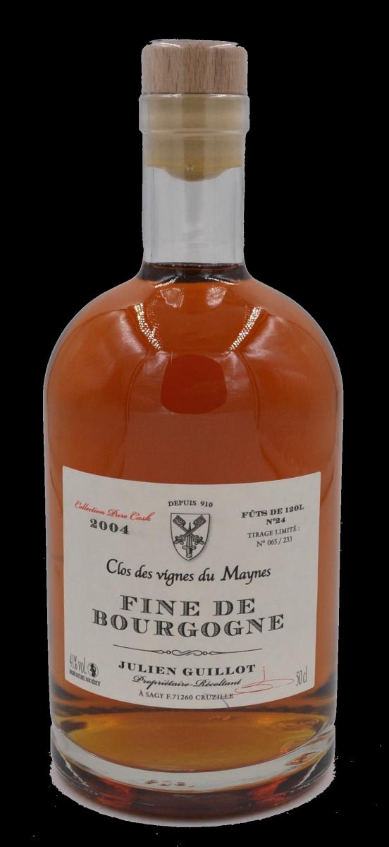 Fine de Bourgogne - Julien Guillot - Clos des Vignes du Maynes - Vinibee