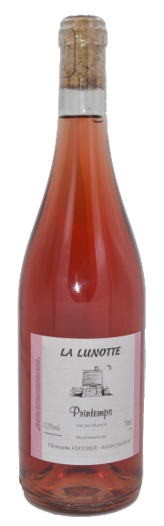 Printemps - Domaine La Lunotte - Christophe Foucher - Vinibee