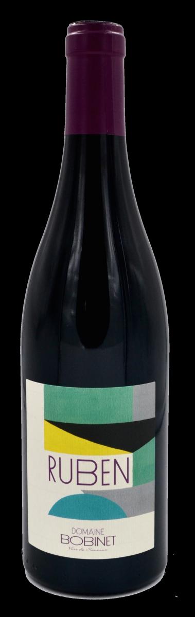Ruben - Domaine Bobinet - vin naturel - Vinibee