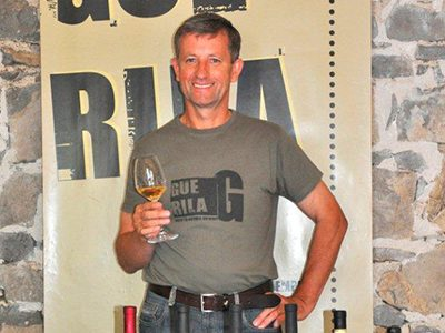 Domaine Guerila - Zmagoslav Petrič - vin biodynamique - Slovenie