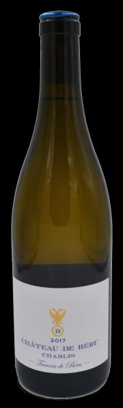Chablis Chateau de Beru - Terroirs de Beru - vin naturel - Vinibee