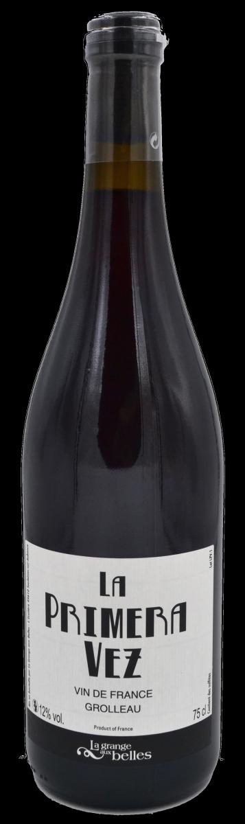 La Primera Vez - La Grange aux Belles - vin naturel - primeur - Vinibee