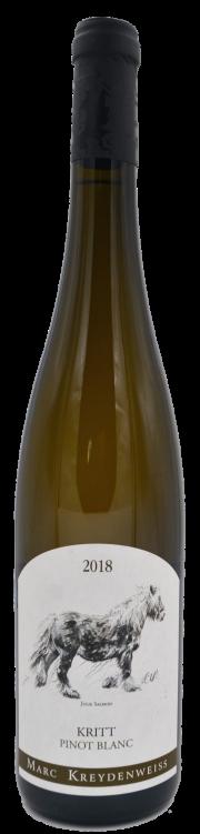 Kritt - domaine kreydenweiss - antoine et marc kreydenweiss - vin biodynamique alsace - vinibee