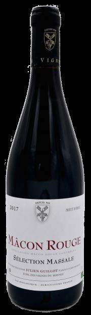 Macon rouge - julien guillot - clos des vignes du maynes - vin naturel - vinibee