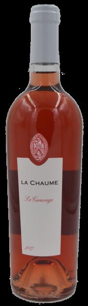 Prieuré la Chaume - Christian Chabirand - Le Caravage - vin rosé naturel - Fiefs Vendéens - Vinibee