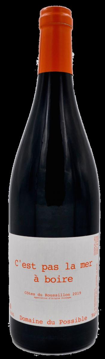 la mer à boire - domaine du Possible - Loïc Roure - vin naturel - jajakistan - vinibee