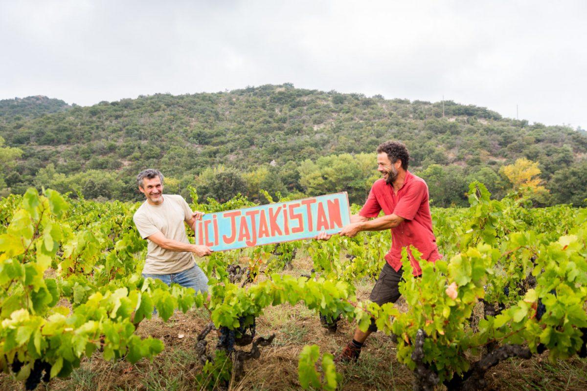 Domaine du Possible - Loïc Roure - Jajakistan - vin naturel - vinibee