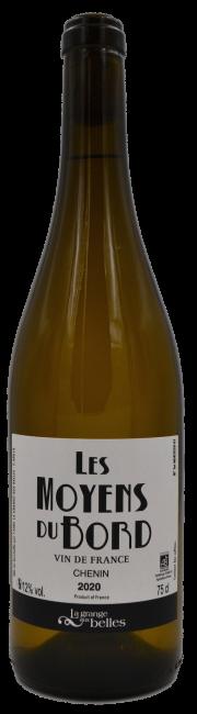 Les Moyens du Bord - la Grange aux Belles - vin naturel - vinibee