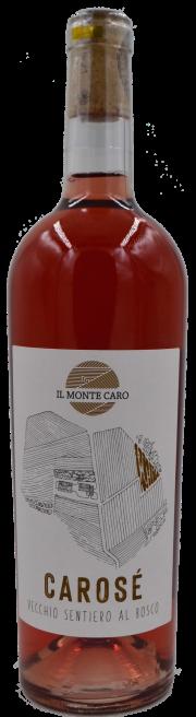 Carosé - il monte caro - vin naturel - vin rosé italien - valpolicella - vinibee