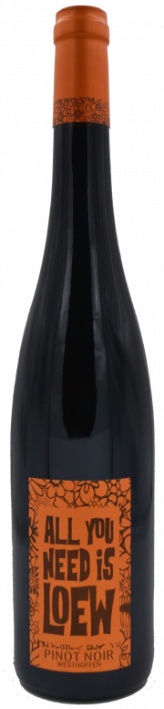 Pinot Noir Westhoffen - domùaine Loew - vin biodynamique - Alsace - Vinibee