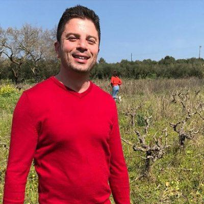 Dimitrios Kefallinos - domaine Kefallinos - île de Zakynthos - vin naturel grec - vinibee