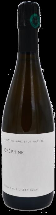 Josephine - Gilles Azam - pétillant naturel - vinibee