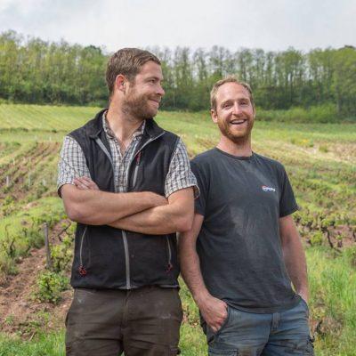 Paul-Henri et Charles Thillardon - vin naturel - Chénas - Beaujolais - vinibee